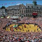 Menace d'attentat pour le Doudou à Mons en Belgique