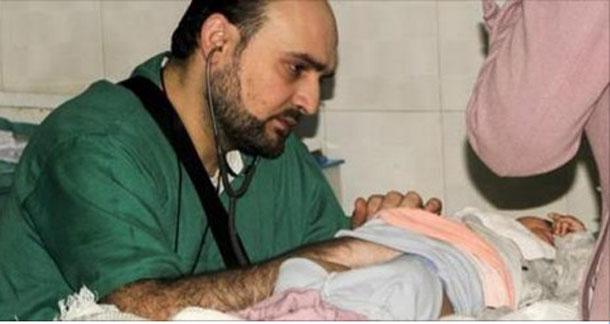Il sauvait des vies, la sienne a été fauchée par un bombardement sur son hôpital à Alep