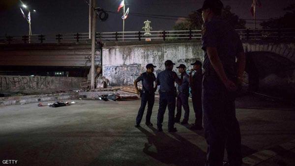 الفلبين: 80 قتيلا بثلاث ليال من ''حرب المخدرات''