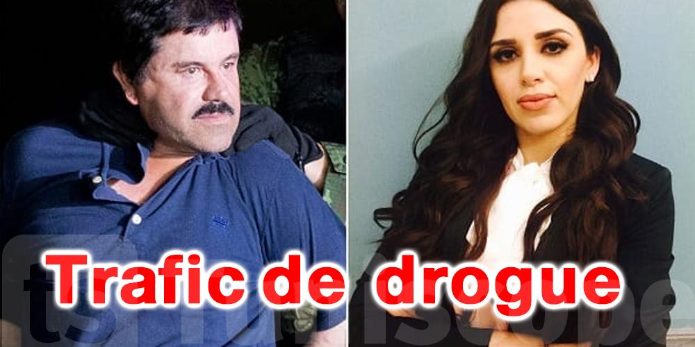 L'épouse du narcotrafiquant ''El Chapo'' plaide coupable