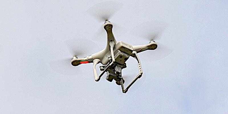 Les champs de céréales seront surveillés par des drones, Samir Taïeb explique