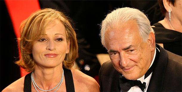 Qui est Myriam L'Aouffir, la nouvelle épouse de DSK ?