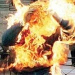 Un vieil homme tente de se suicider en s'immolant par le feu dans un centre de protection des personnes âgées