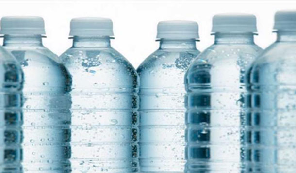 Saisie de 1190 litres d'eau embouteillée à Bizerte dont la source est inconnue