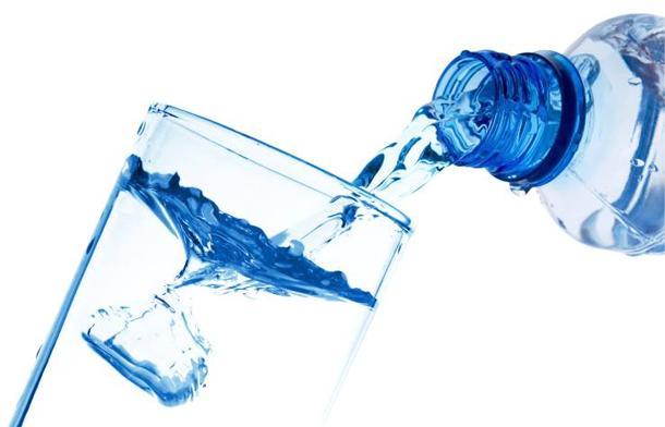 7% de la production d'eau conditionnée est destinée à l'exportation