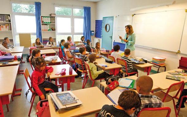 إدراج اللغة العربية في المدارس الفرنسية