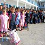 استئناف الدروس بمدرسة حي حشاد ببنزرت بعد القضاء على« البرغوث »