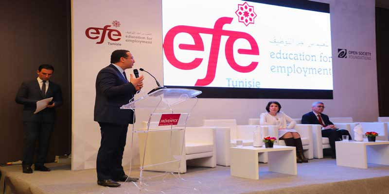 Clôture de la première phase du programme « Building Linkages For Youth: Connceting Higher Education to private sector for employability of tunisian youth »