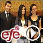 En vidéos : L'EFE et IMS forment 20 jeunes pour les métiers de la santé