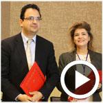 En vidéos : Lancement du Projet « Promotion de l'égalité professionnelle femmes-hommes en Tunisie