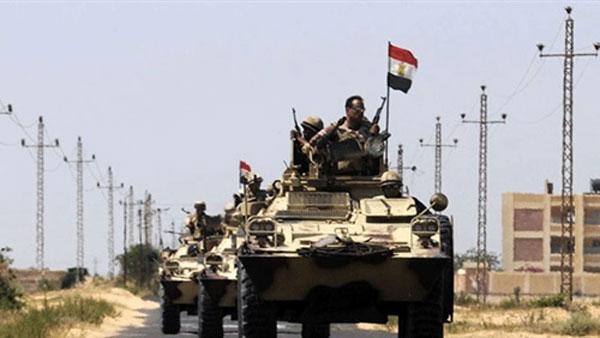 مصر: إحباط هجوم على دورية أمنية والقضاء على  15 إرهابيا