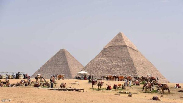 مصر تعلن ''قفزة هائلة'' في إيرادات السياحة