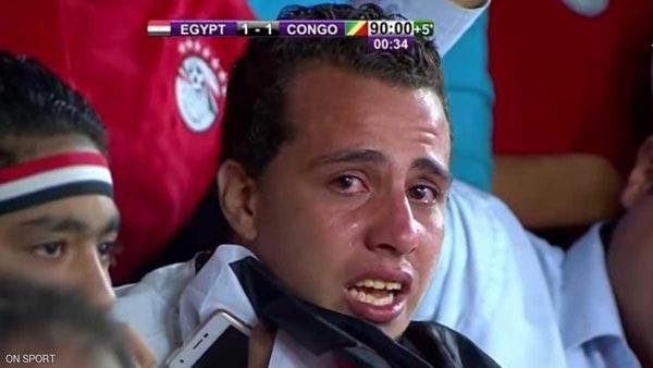 مفاجأة ''سعيدة'' للمشجع المصري الباكي