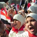 Des tests de virginité pour les manifestantes égyptiennes !!!