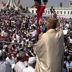 Habib Ellouz, Imam de la prière du vendredi organisée par la campagne 'Ekbes'