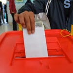 نسبة المشاركة في الانتخابات حسب الدوائر في تونس وبالخارج