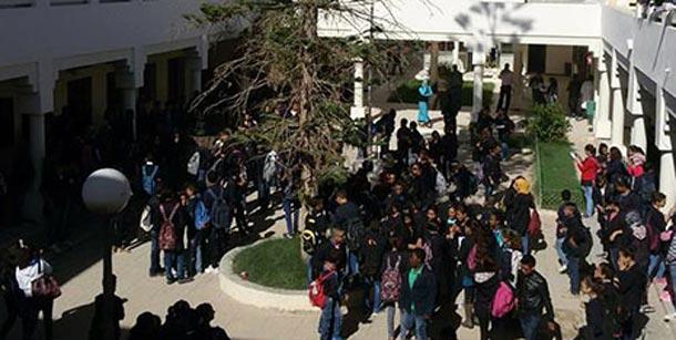 Suspension des cours dans un collège à Douar Hicher après l'agression du gardien