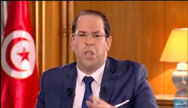 Youssef Chahed déterminé à poursuivre sa guerre contre la corruption