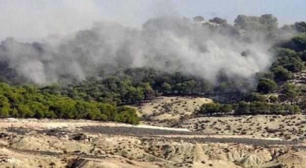 الكاف: السيطرة على أربعة حرائق بجبال ورغة والقصور
