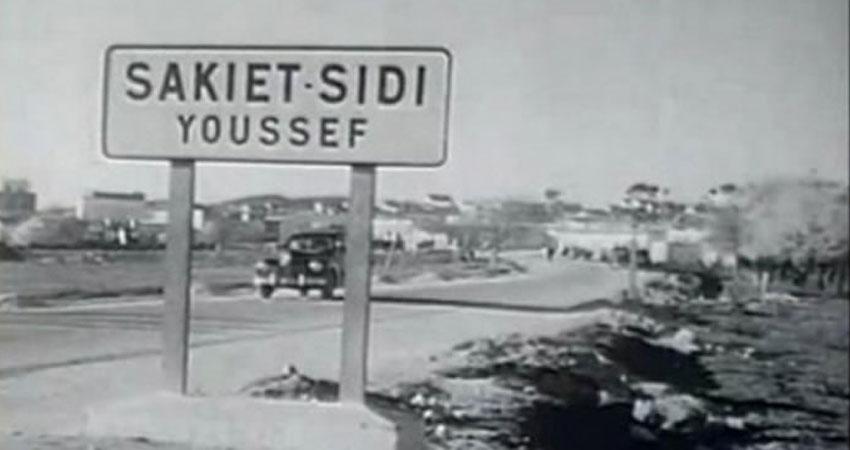 فتح مركز التخييم لإيواء الجزائريين العالقين بساقية سيدي يوسف