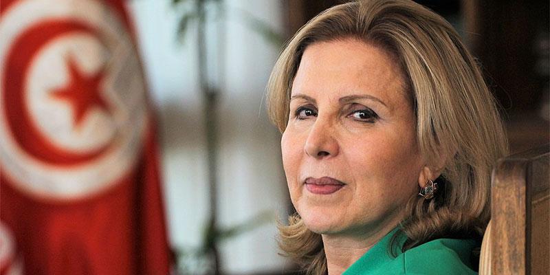 Démission de Selma Elloumi du cabinet présidentiel ?