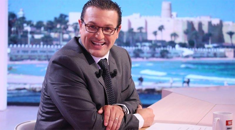 Elyes Gharbi quitte El Hiwar Ettounsi et explique les raisons