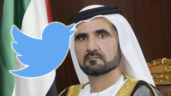محمد بن راشد يعلن عن حكومة الإمارات الجديدة عبر تويتر