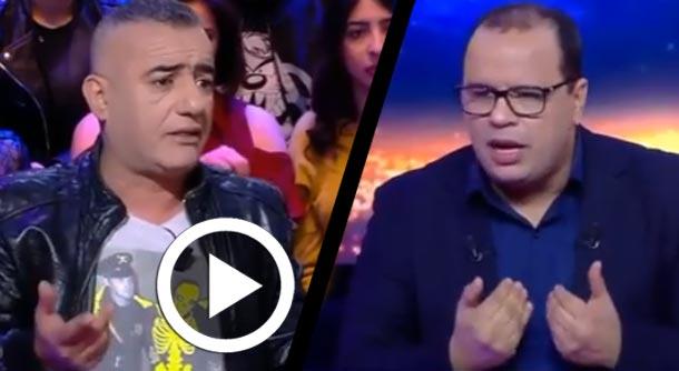 En vidéo : L'artiste Mondher Jéridi  'se fait virer' du plateau de l'émission 'Oumour Jeddeya'