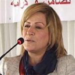آمنة منصور:إقصائي من سباق الترشّح للرّئاسة مظلمة