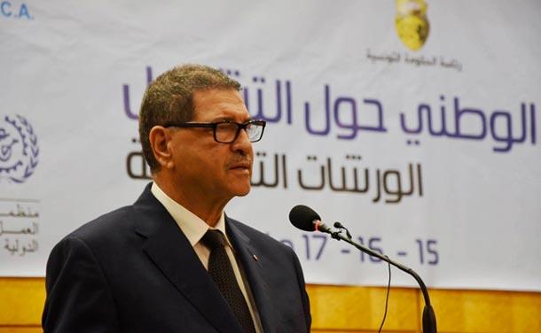 La stratégie pour l'emploi dans le ''document de passation'', fourni par Habib Essid