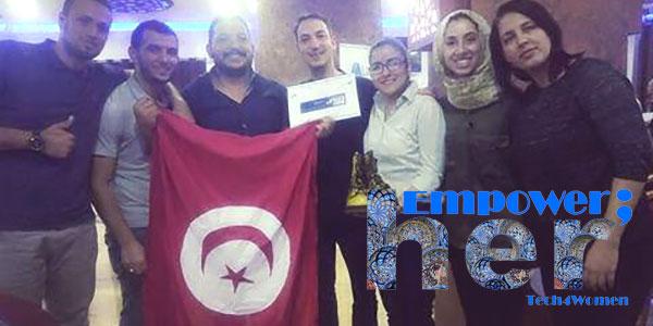 Une future startup Tunisienne se distingue à Oran
