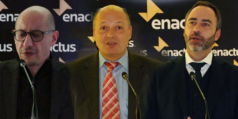En vidéos : Enactus Tunisia Counseling Meeting
