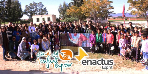 En Vidéo : Ambiance de la journée'Hiver Tout doux' pour les enfants du village 'El-Aroussa'