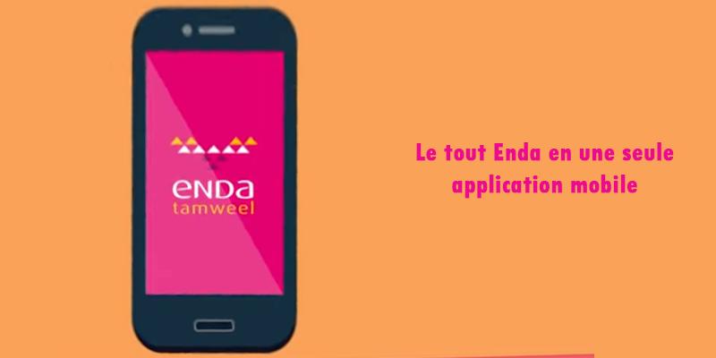 Une nouvelle application mobile pour Enda
