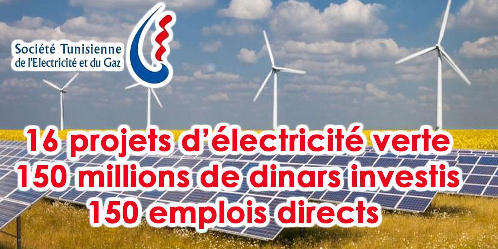 Les d'énergies renouvelables épargneront 10 millions de dinars par an en dépense de carburant