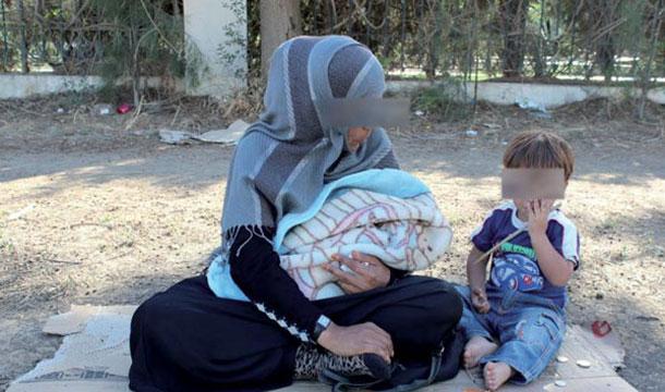 سوسة: القبض على 04 نسوة يقمن بإستغلال أطفال قصّر في التّسوّل