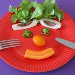 Astuces pour  Faire manger des fruits & légumes aux enfants