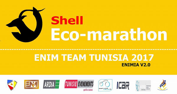 L'ENIM participe à la compétition internationale d'automobile Shell Eco Marathon 2017 à Londres