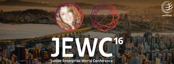 L'ENSI Junior Entreprise représente l'ambition des jeunes leaders tunisiens au Brésil.