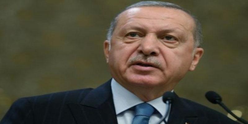 Erdogan menace l'Europe d'un afflux de migrants