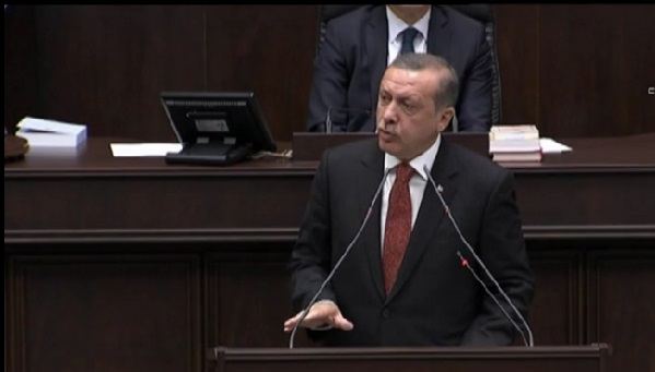 Erdogan accuse Israël de connivence avec les Kurdes