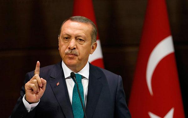 En vidéo: le président turc Erdogan s'endort lors d'un discours
