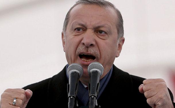 Furieux contre le référendum d'indépendance, Erdogan veut sanctionner les kurdes d'Irak