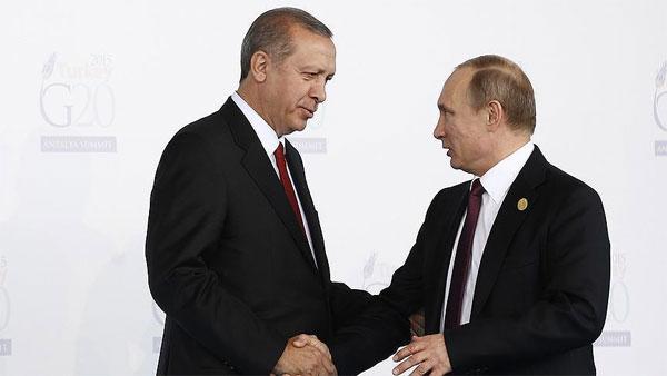 الرئاسة التركية: أردوغان لم يعتذر في الرسالة التي بعثها لبوتين