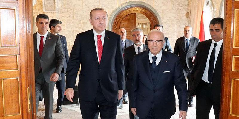 Pourquoi Erdogan a-t-il quitté la Tunisie plutôt que prévu ? l'ambassadeur turc explique…