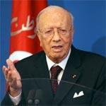 قائد السبسي: إذا لم تكن نتيجة الانتخابات كما يحب التونسيون فإن الربيع العربي قد انتهى