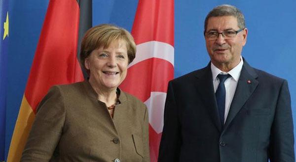 الصيد يوجّه برقية تعزية للمستشارة الألمانيّة أنجيلا ميركل
