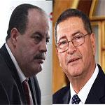 Visite surprise d'Habib Essid et Najem Gharsalli à l'aéroport Tunis Carthage
