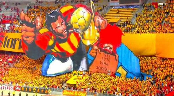 الترجي يتوّج ببطولة تونس لكرة القدم