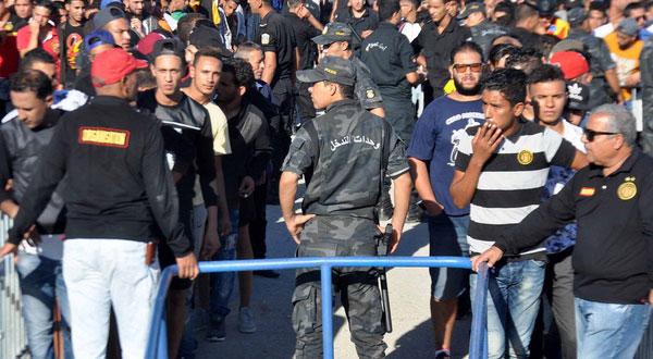 الاولوية لأصحاب الانخراطات في تذاكر مباراة المنزه بين الترجي و الملعب القابسي